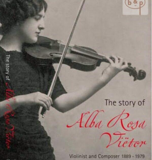 Alba Rosa, een avontuurlijk leven vol muziek