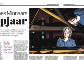 Hannes Minnaars topjaar