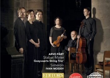 Lauwerkrans voor Goeyvaert String Trio