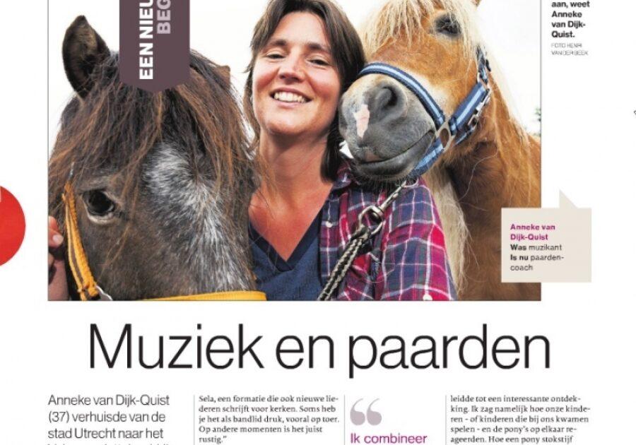 Paarden en muziek